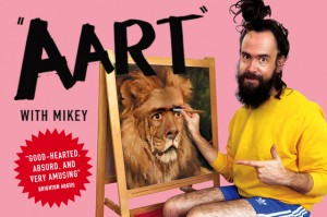 AART with Mikey - Andrew Bridge at Camden and Edinburgh fringe festivals