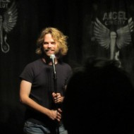 Barry Ferns, Angel Comedy